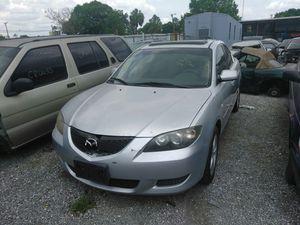 2005 Mazda 3 parts for Sale in Tampa, FL