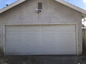 two car garage door for sale for Sale in Los Angeles, CA