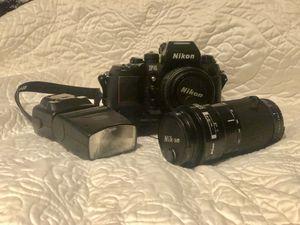 Nikon F4 Professional camera for Sale in Miami, FL