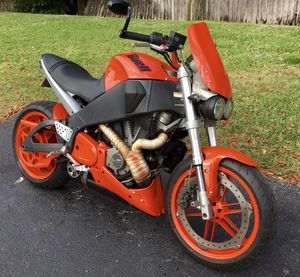 Buell Lightning XB12s..Rare and Clean Motorcycle for Sale in Boynton Beach, FL