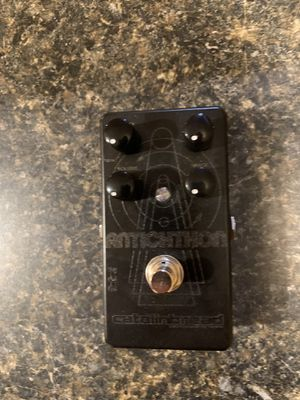 Catalinbread Antichthon Fuzz Pedal for Sale in Verona, KY