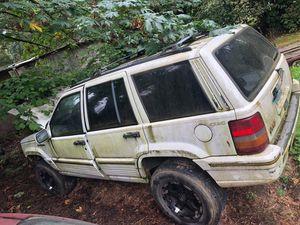 95 Jeep Grand Cherokee for Sale in Elma, WA