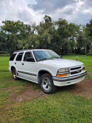2001 Chevy Blazer for Sale in Lakeland, FL