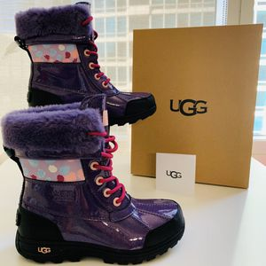 UGG Kids Butte II Waterproof Winter Boots - Brand New with Box! for Sale in Chicago, IL