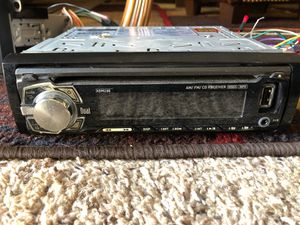 Dual MP3/CD Receiver (stereo) for Sale in Aurora, CO
