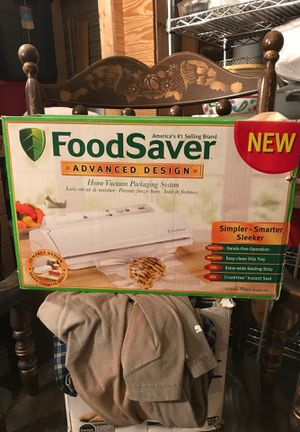 Food saver never used for Sale in Martinsburg, WV