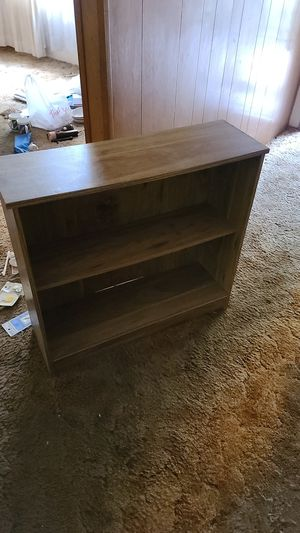 2 shelves bookcase for Sale in San Diego, CA