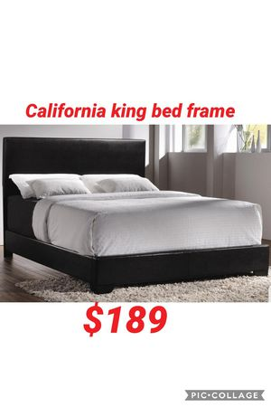 California king bed frame for Sale in Las Vegas, NV