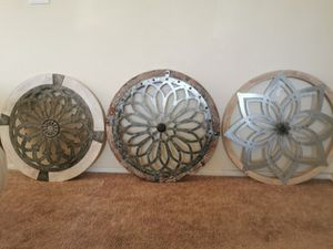 Wall art heritage round for Sale in Costa Mesa, CA