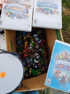 Wii skylanders for Sale in Frostproof, FL