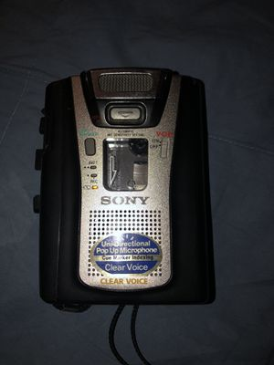 Cassette recorder for Sale in South Gate, CA