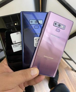 SAMSUNG GALAXY NOTE 9 128GB UNLOCKED FOR ANY CARRIER LIBERADO R08 for Sale in Garland, TX