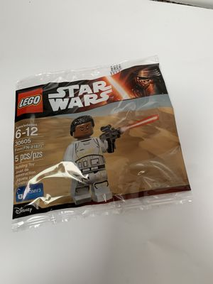 Star Wars Lego - Finn (FN-2187) minifigure for Sale in Santa Ana, CA