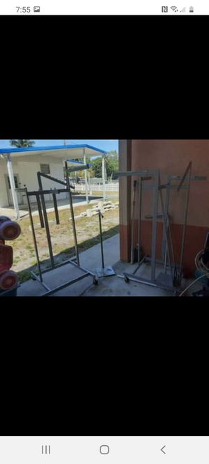 Clothing racks for Sale in Fort Myers, FL