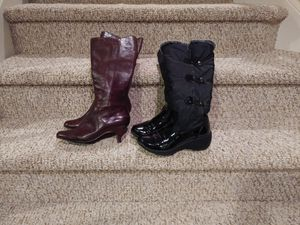 $35 each New Women's Size 6M Boots for Sale in Dale City, VA