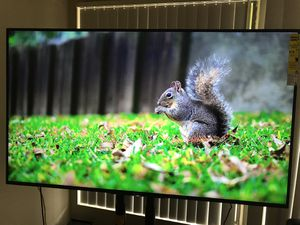 Sony 55 inch 4k uhd ( ultra hd) tv with high dynamic range and voice remote for Sale in Bellevue, WA