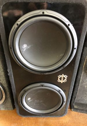 JL Audio Car Speakers for Sale in Centennial, CO