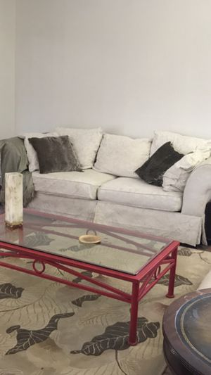 Comfortable solid sofa for Sale in Carlsbad, CA