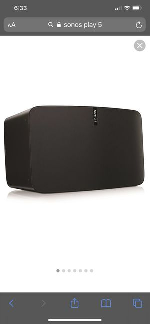 Sonos Play 5 for Sale in Fresno, CA