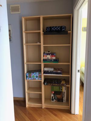 Two bookshelves for Sale in Chicago, IL