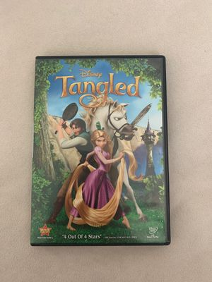 Tangled DVD for Sale in Lynnwood, WA