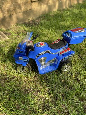 Toddler Motorcycle for Sale in Dallas, TX