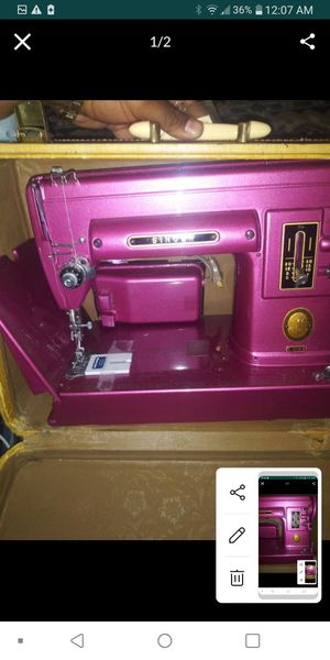 Vintage singer 301A sewing machine for Sale in San Diego, CA
