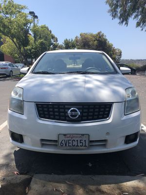 2007 Nissan Sentra 2.0 for sale, $8500 for Sale in San Diego, CA