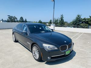 2010 BMW 750Li for Sale in Tacoma, WA