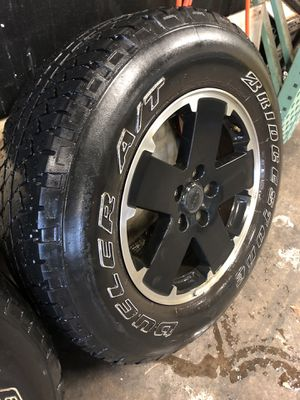Jeep Wrangler Wheels for Sale in Queens, NY