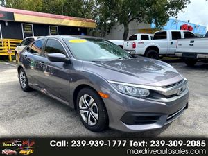 2017 Honda Civic for Sale in Fort Myers, FL