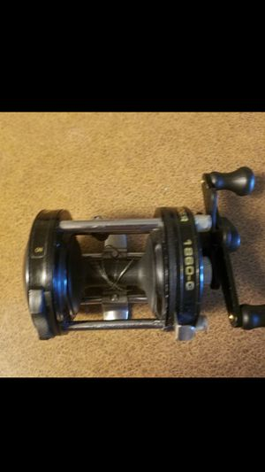 This fishing reel is still working great,didn't used to much.Its Argus spider 1860G.High speed . for Sale in Vancouver, WA