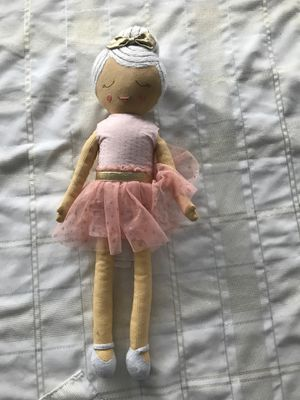 Little ballerina doll for Sale in Tarpon Springs, FL