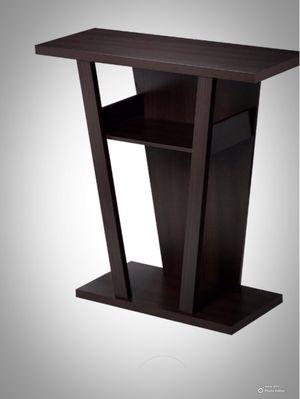 New!! Bookcase, bookshelves, organizer, storage unit , console table, console, console sofa table, shelving display, living room furniture, for Sale in Phoenix, AZ