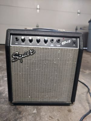 Fender BP-15 bass amp for Sale in Yalesville, CT
