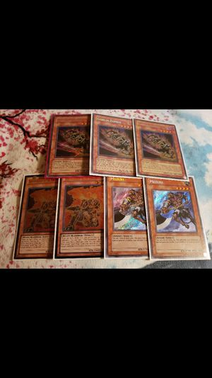Yugioh collection for Sale in Sudley Springs, VA