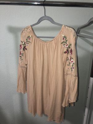 Off the shoulder dress for Sale in Phoenix, AZ