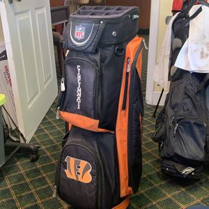 Bengals Golf Bag for Sale in Clermont, FL