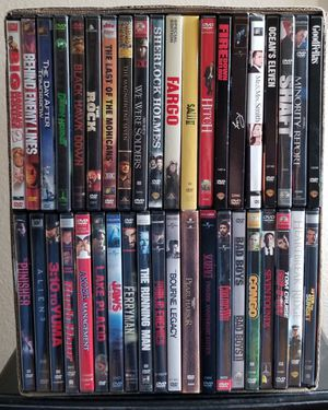 DVDs $1. Each. for Sale in Orlando, FL