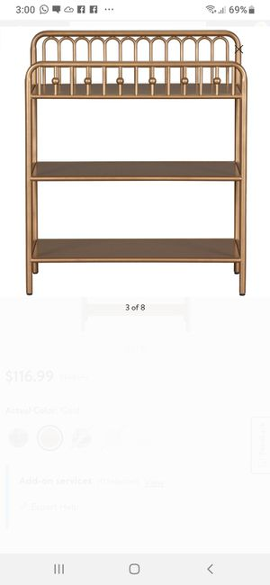 New changing table for Sale in Charlotte, NC