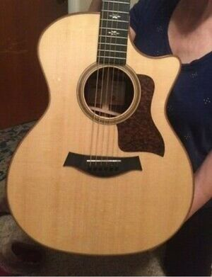 TAYLOR 714ce ACOUSTIC GUITAR 2019 V Class Bracing for Sale in Stanford, CA