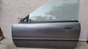 1990-1993 ACURA INTEGRA DRIVER SIDE DOOR LEFT SIDE 2 DOOR HATCHBACK for Sale in Norwalk, CA