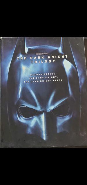 The Dark Knight Trilogy blue ray dvd for Sale in Pompano Beach, FL