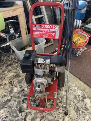 2500 psi pressure washer for Sale in Cuba, MO