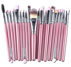 Makeup Brush Set 20 Piece NEW NEVER USED IN PACKAGE for Sale in Lakeside, CA