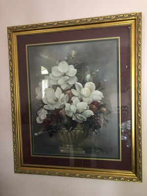 Glynda Turley Signed Numbered Print Magnolia for Sale in Gainesville, VA