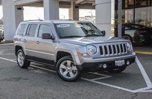2016 Jeep Patriot 4WD for Sale in Concord, CA