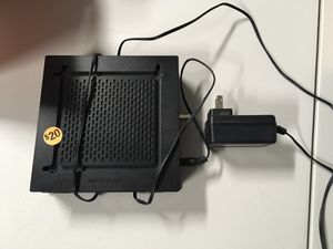 Motorola SB 6120 Cable Modem works with Cox and Comcast and others for Sale in Gilbert, AZ