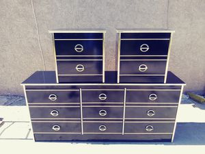 Dresser set for Sale in San Bernardino, CA