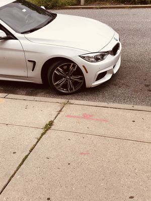 "4 (set) bmw 19"" wheels for Sale for sale  Brooklyn, NY"